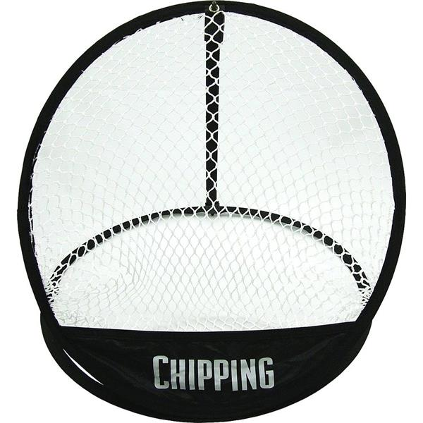 POP UP CHIPPING NET BLACK