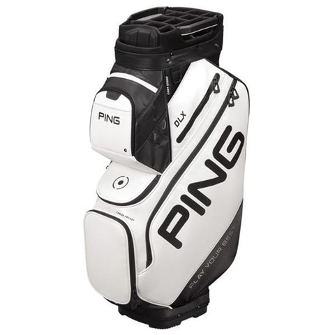 DLX 191 Cart Bag white