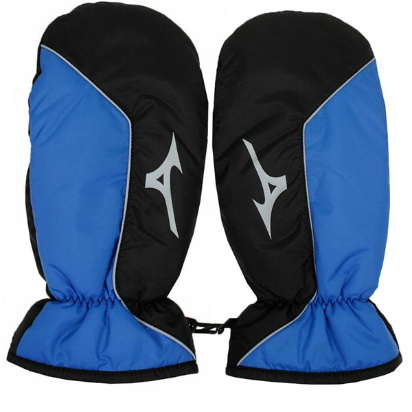 Mizuno Winter Mitten Blue - Black