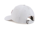 Ladies Aero Cap White/Magenta