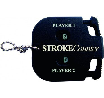 2 PLAYER STROKE COUNTER