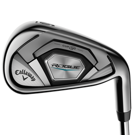 Callaway Rogue 7 Steel Irons Mens Right Hand 5-SW