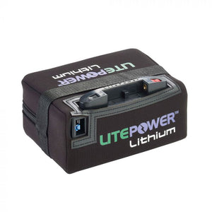 LitePower Lithium Battery & Charger