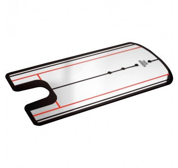TOUR MIRROR TRAINING AID SILVER