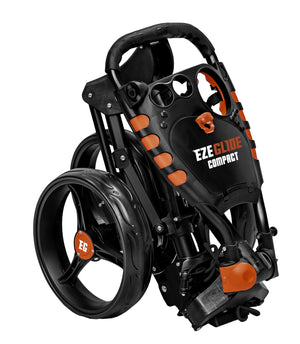 EZEGLIDE COMPACT+ - BLACK BLACK/RED