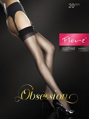 Fiore Obsession Justine Sheer Stockings