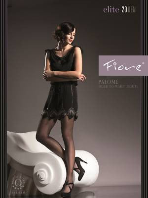 Fiore Elite Palome Sheer to Waist Tights 20D UK