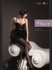 Fiore Elite Sorela Semi-Opaque Tights 40 Denier
