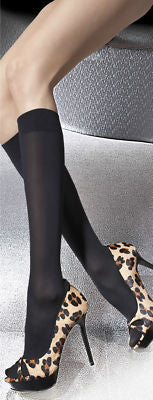 Fiore Ula Classic Microfibre Knee Highs 60 Denier