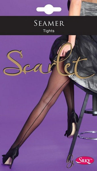 Seamer Tights by Silky 15 Denier