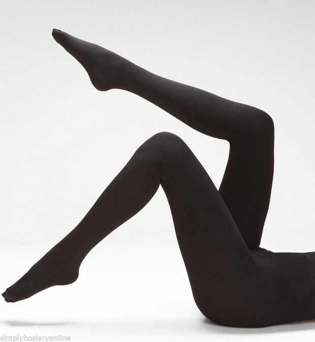 Silky Fleece Lined Thermal Warm Tights 200 Denier S-XL