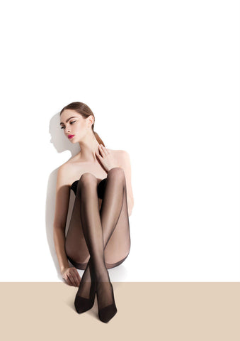 Fiore Sava Classic Sheer Tights 15 Denier Soft Sheen Gloss