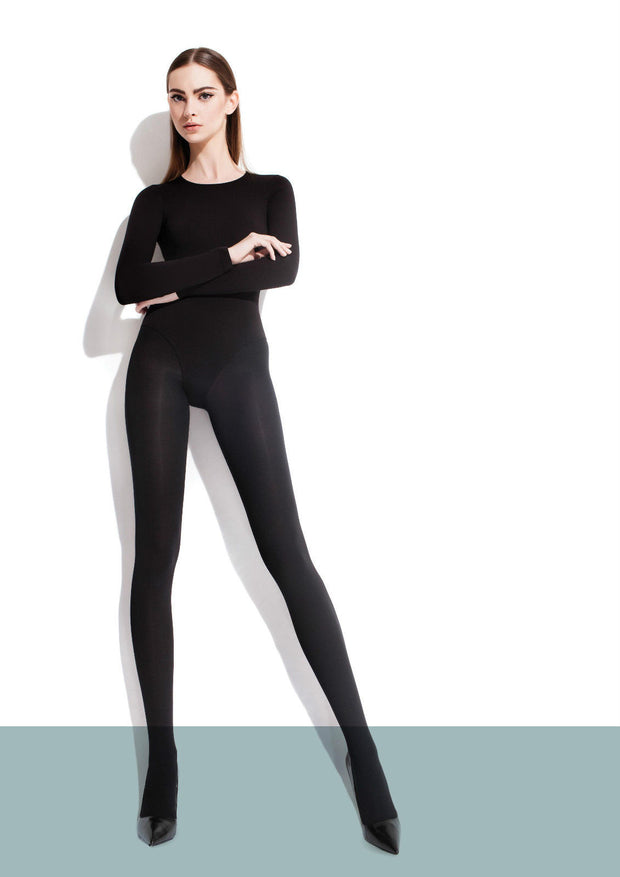 Olga Classic Opaque Microfibre Tights 100 Denier