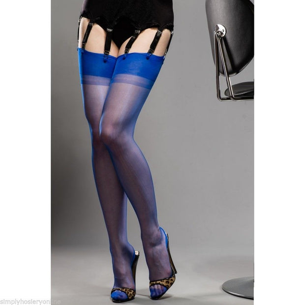 Gio RHT Stockings in Electric Blue