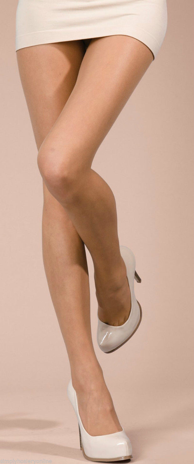 Silky Naturals Cool & Fresh Open Gusset Tights 15 Denier