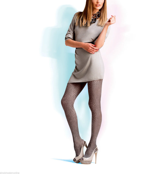 Le Bourget Heritage Collant Luxe Affinant 20 Denier Tights with Shaping Brief