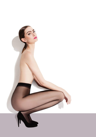 Fiore Diana Classic Tights 20 Denier Sheer to Waist New Style Colors & Packaging