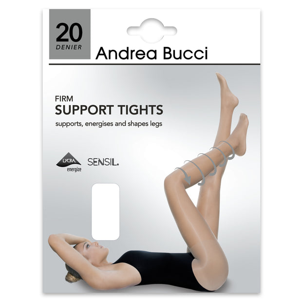 Firm Support Tights 20 Denier Compression Factor 10