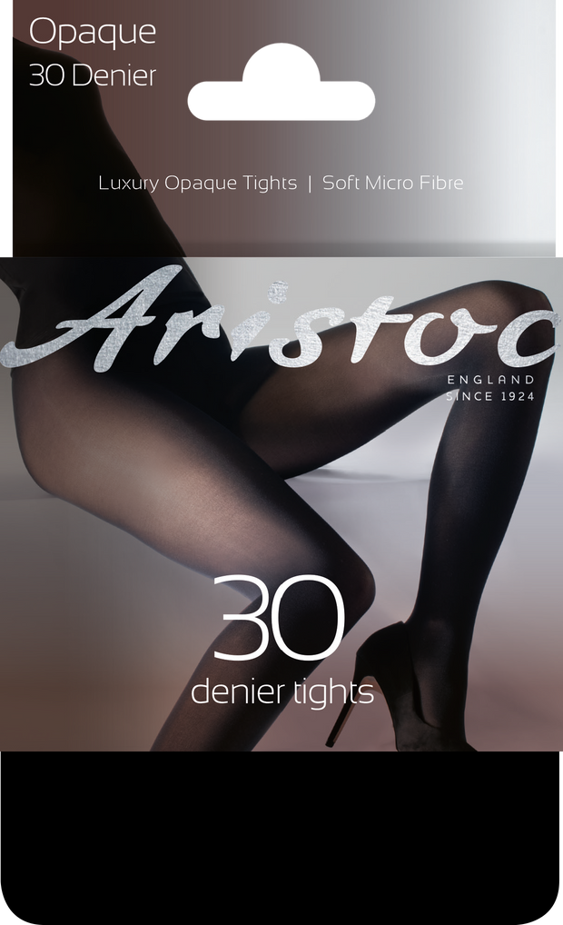 Luxury Soft Opaque Microfibre Tights