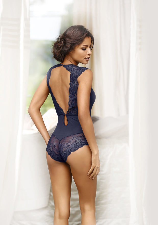 Lascana Temptation Backless Lace Body