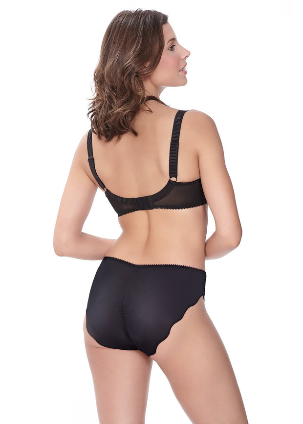 Estelle Brief Knickers Underwear in Black