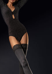 FiORE Fancy Opaque Hold-ups 40 Denier