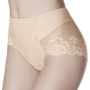 Janira Carey Greta Microfiber Lace Knickers In Black or Nude or White