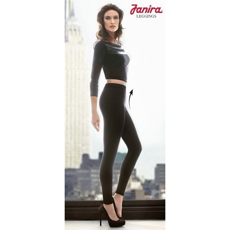 Janira®  Vientre Plano Winter Leggings with Tummy Smoothing / Shaping