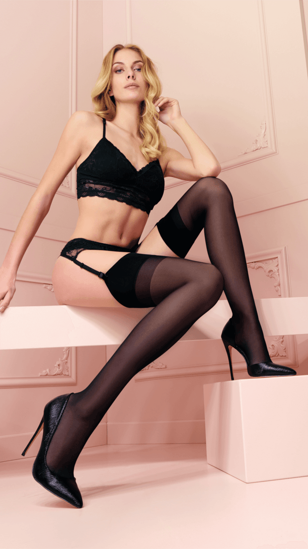 Sara 20 Denier Sheer Stockings