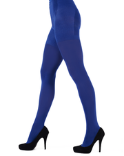 Pretty Polly 3D Colorful Opaque Tights 60 Denier