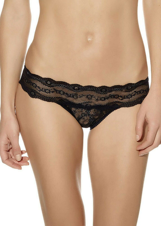 B.Tempt'd Lace Kiss Lace Bikini Brief