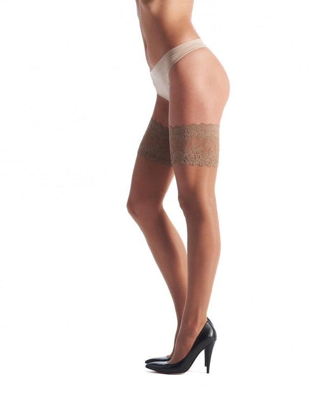 Oroblu Prestige Up 15 Denier Sheer Matt Hold Ups