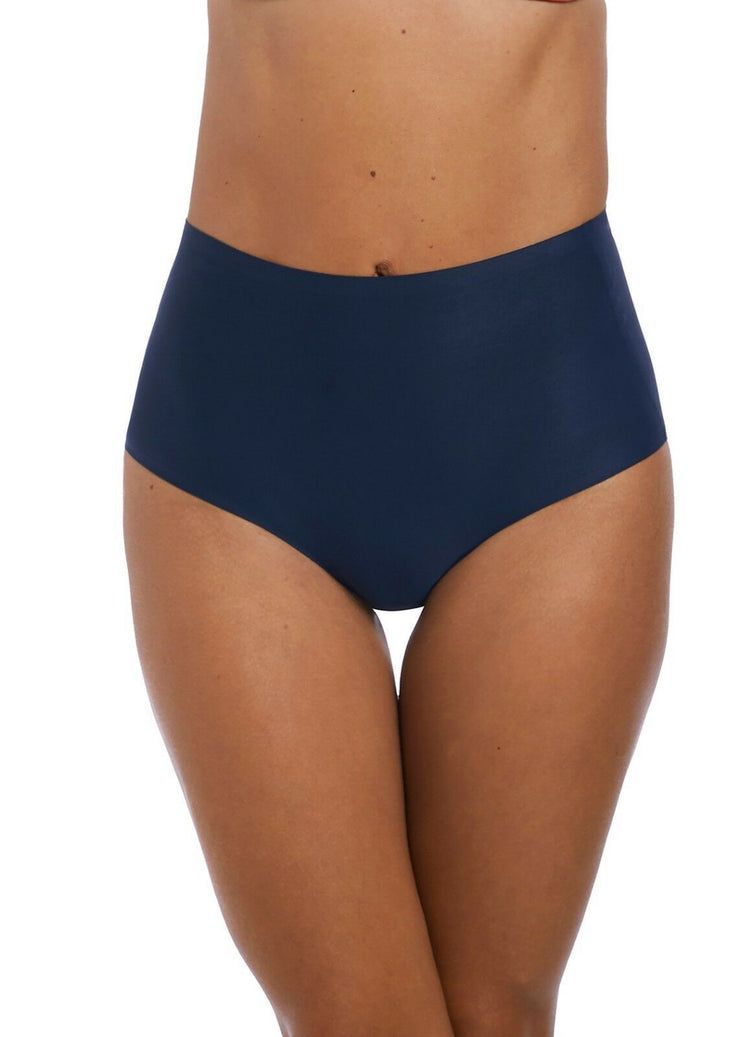 Fantasie Smoothease Second Skin Feeling Knickers Navy, Black, White and Nude