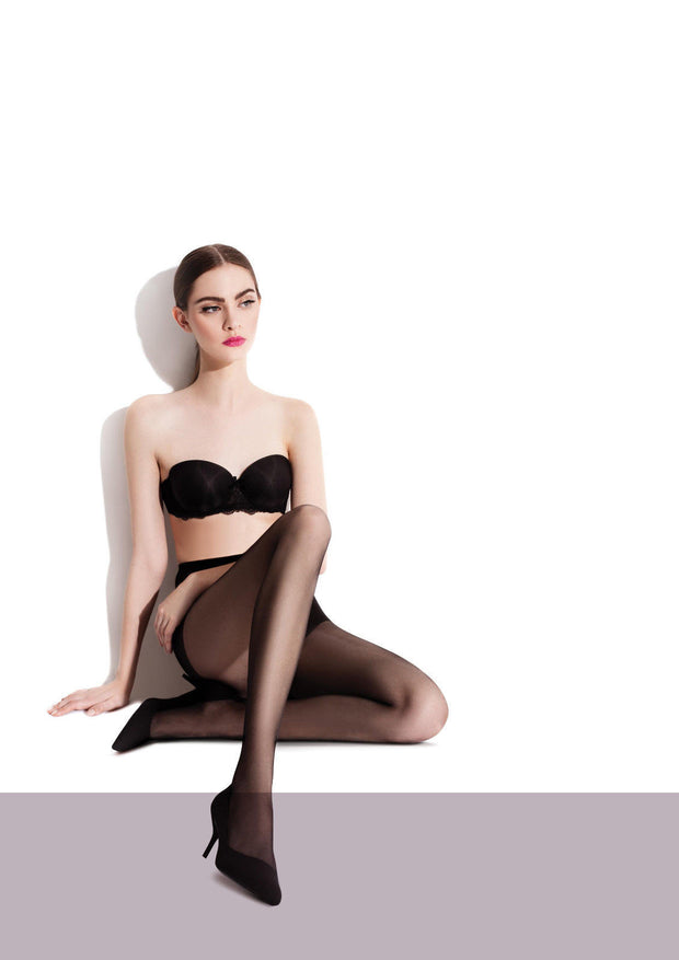 New Fiore Lili Classic Sheer Tights 20 Denier Slight Sheen