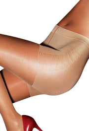 Aristoc Bodytoners Bum, Tum & Thigh Shaping Tights 15 Denier Satin Shine Low Leg
