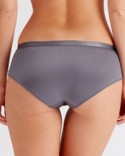Botanical Lace short Knickers grey