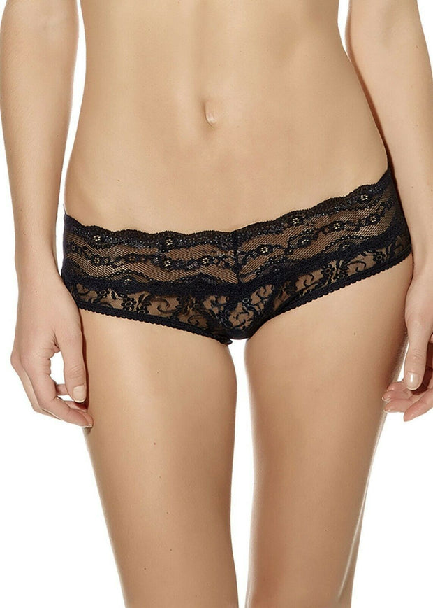 B.Tempt'd Lace Kiss Lace Hipster Brief