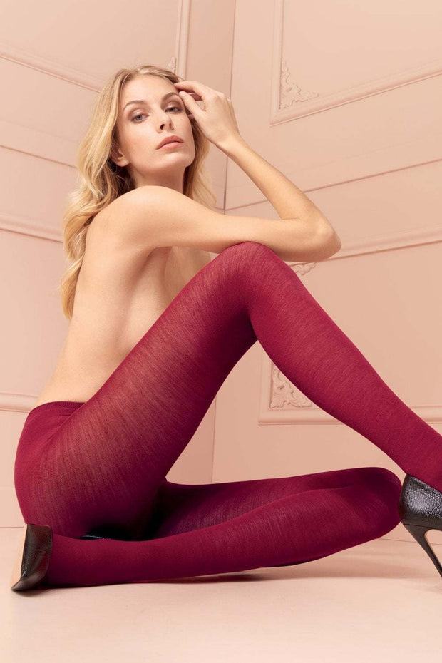 Jennifer 100 Denier 60% Merino Wool Tights