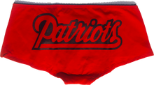 Load image into Gallery viewer, Victoria's Secret PINK Patriots Boyshorts - Red
