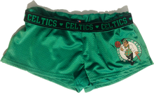 Load image into Gallery viewer, Forever 21 Celtics Booty Shorts - Green