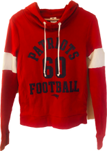 Load image into Gallery viewer, Victoria's Secret PINK Patriots Hoodie - Red