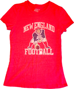 Old Navy Patriots V-Neck Tee - Red