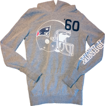 Load image into Gallery viewer, Victoria's Secret PINK Patriots Hoodie - Grey