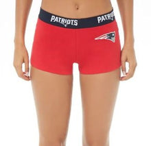 Load image into Gallery viewer, Forever 21 Patriots Graphic Boyshorts - Red