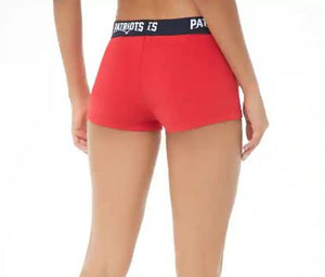 Forever 21 Patriots Graphic Boyshorts - Red