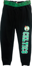 Load image into Gallery viewer, Forever 21 Celtics Joggers Sweatpants - Black