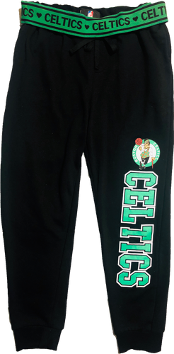 Forever 21 Celtics Joggers Sweatpants - Black
