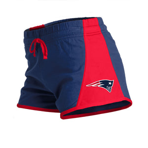 5th & Ocean Junior Ladies Logo Terry Shorts