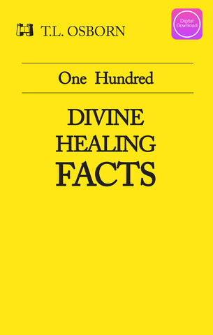 One Hundred Divine Healing Facts - Digital Book