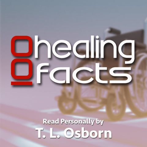 100 Healing Facts - CD